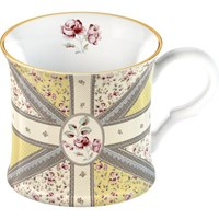 Creative Tops Katie Alice Ditsy Floral Porcelánový hrnek Union Jack 250 ml