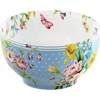 Creative Tops Katie Alice English Garden Porcelánová miska modrá 15 cm