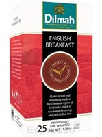 Dilmah Černý čaj Gourmet English Breakfast Alu 25 x 2 g