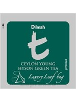 Dilmah T-series Ceylon Young Hyson Green Tea 2 g