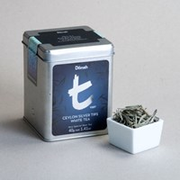 Dilmah T-series Ceylon Silver Tips White Tea 40 g