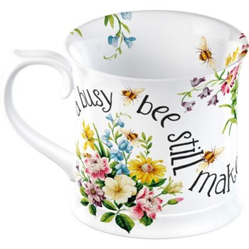 Creative Tops Katie Alice English Garden Porcelánový hrnek Busy Bee 295 ml