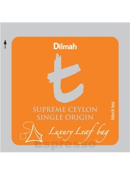 Dilmah T-series Supreme Ceylon Single Origin 30 x 2 g