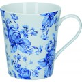 Kitchen Craft Mikasa Hampton Porcelánový hrnek bílý 330 ml