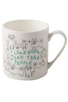 Creative Tops Everyday Home Porcelánový hrnek I like dogs 300 ml