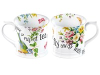 Creative Tops Katie Alice English Garden Porcelánový hrnek Fly Away 350 ml