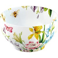 Creative Tops Katie Alice English Garden Porcelánová miska bílá 15 cm