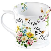 Creative Tops Katie Alice English Garden Porcelánový hrnek Busy Bee 350  ml