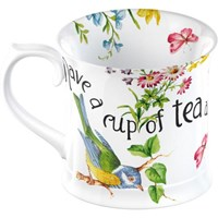Creative Tops Katie Alice English Garden Porcelánový hrnek Fly Away 295 ml