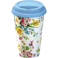 Creative Tops Katie Alice English Garden Porcelánový hrnek do auta (cestovní) 290 ml