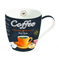 Easy Life Cups & Mugs Coffee Mania Porcelánový hrnek na kávu Premium Quality 350 ml