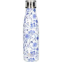 Creative Tops BUILT Hydration Láhev na vodu Blue Flora 480 ml