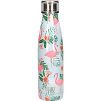 Creative Tops BUILT Hydration Láhev na vodu Flamingo 480 ml