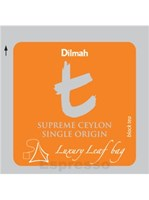 Dilmah T-series Supreme Ceylon Single Origin 50 x 2 g