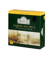 Ahmad Tea English No.1 Alu 100 x 2 g