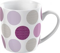Creative Tops Everyday Home Porcelánový hrnek Pink Spot 440 ml