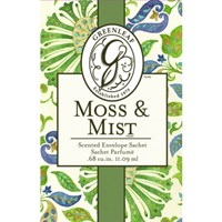 Greenleaf Moss & Mist Small Vonný sáček 11 ml
