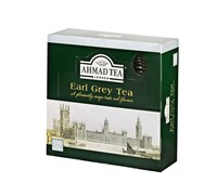 Ahmad Tea Earl Grey Alu 100 x 2 g