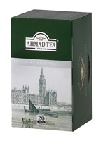Ahmad Tea Earl Grey 20 x 2 g