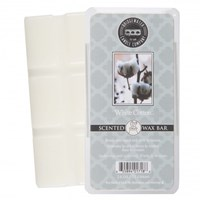 Bridgewater White Cotton Vonný vosk do aromalampy 73 g