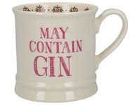 Creative Tops Stir It Up Vánoční hrnek May Contain Gin Tankard Mug 280 ml