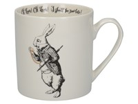 Creative Tops V&A Alice In Wonderland Porcelánový hrnek White Rabbit 350 ml