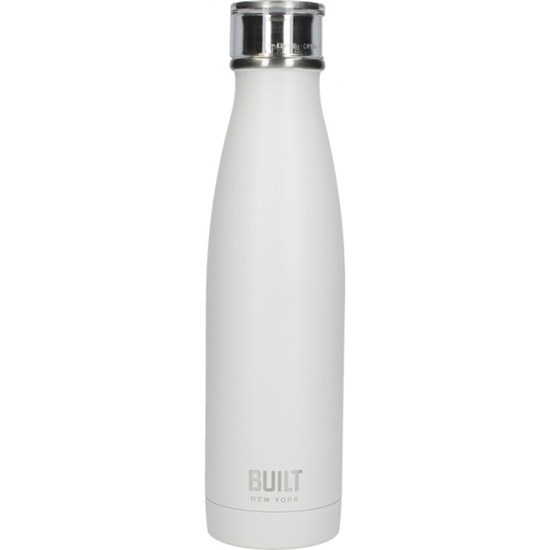 Creative Tops BUILT Hydration Láhev na vodu bílá 480 ml
