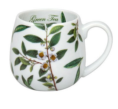 Könitz My Favourite Tea Porcelánový hrnek Green 420 ml