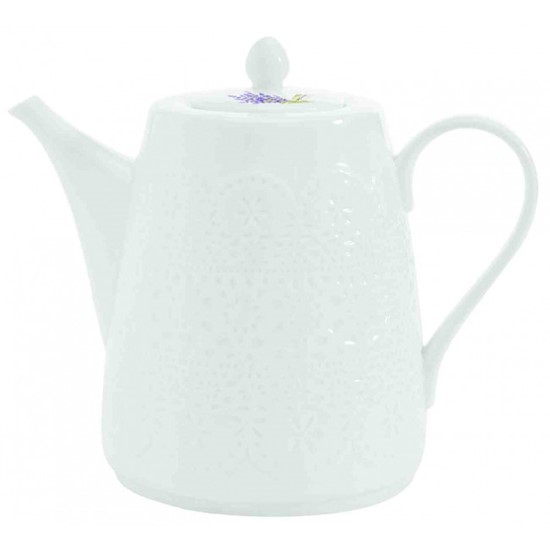 Easy Life Romantic Mood La Belle Maison Porcelánová konvice Lavender 850 ml