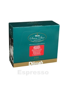 Dilmah Černý čaj English Breakfast 100's Alu 100 x 2 g