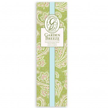 Greenleaf Garden Breeze Slim Vonný sáček 90 ml