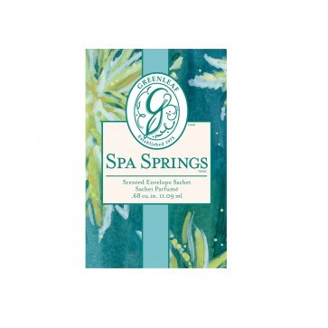 Greenleaf Spa Springs Small Vonný sáček  11 ml