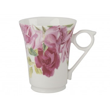 Creative Tops Royal Botanic Gardens Kew Southbourne Rose Porcelánový hrnek White  300 ml