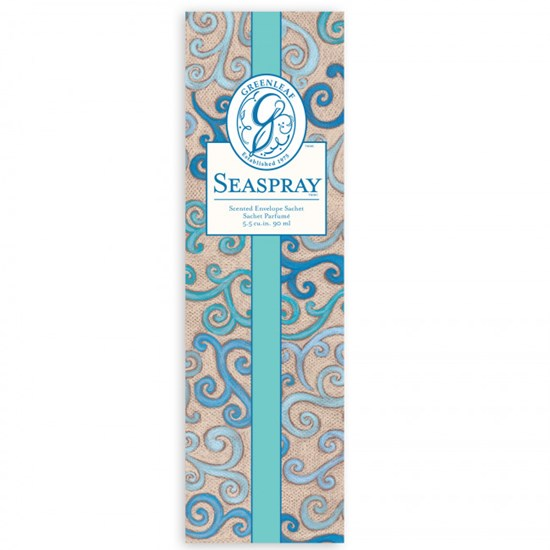 Greenleaf Seaspray Slim Vonný sáček 90 ml