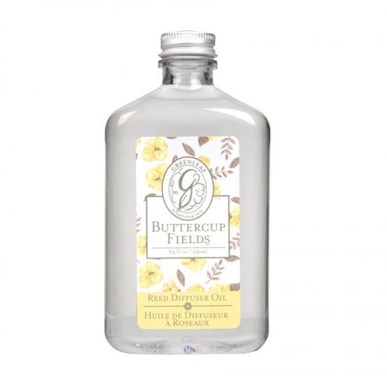 Greenleaf Buttercup Fields Reed difuzér olej 250 ml