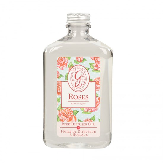 Greenleaf Roses Reed difuzér olej 250 ml