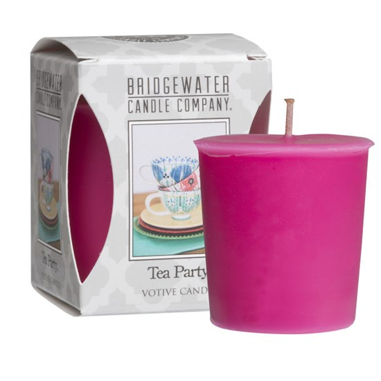 Bridgewater Candle Company Tea Party Bridgewater Votivní svíčka 56 g
